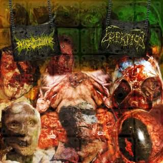 Erektion Brutal Death Metal Band from France, Erektion, Brutal Death Metal Band from France, Atomic Body Blaster / The Butcher Was Innocent Erektion Brutal Death Metal Band from France