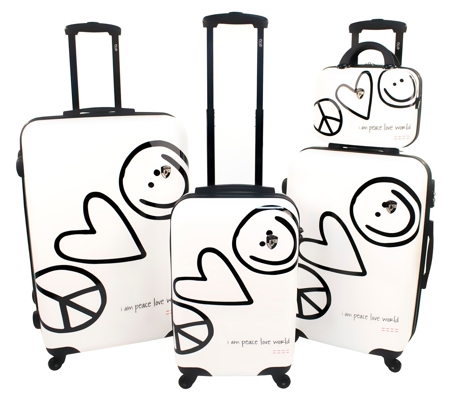 The I Am Peace Travel Set