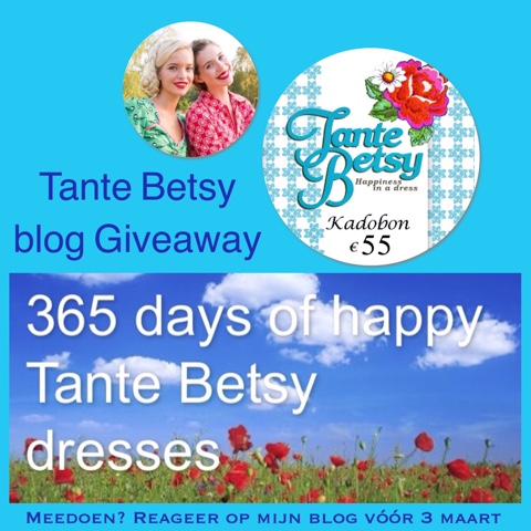 Tante Betsy blog Giveaway