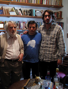 Osvaldo Bayer, Fernando Pepe y Marco Bufano Fernandez. El Tugurio. 2011
