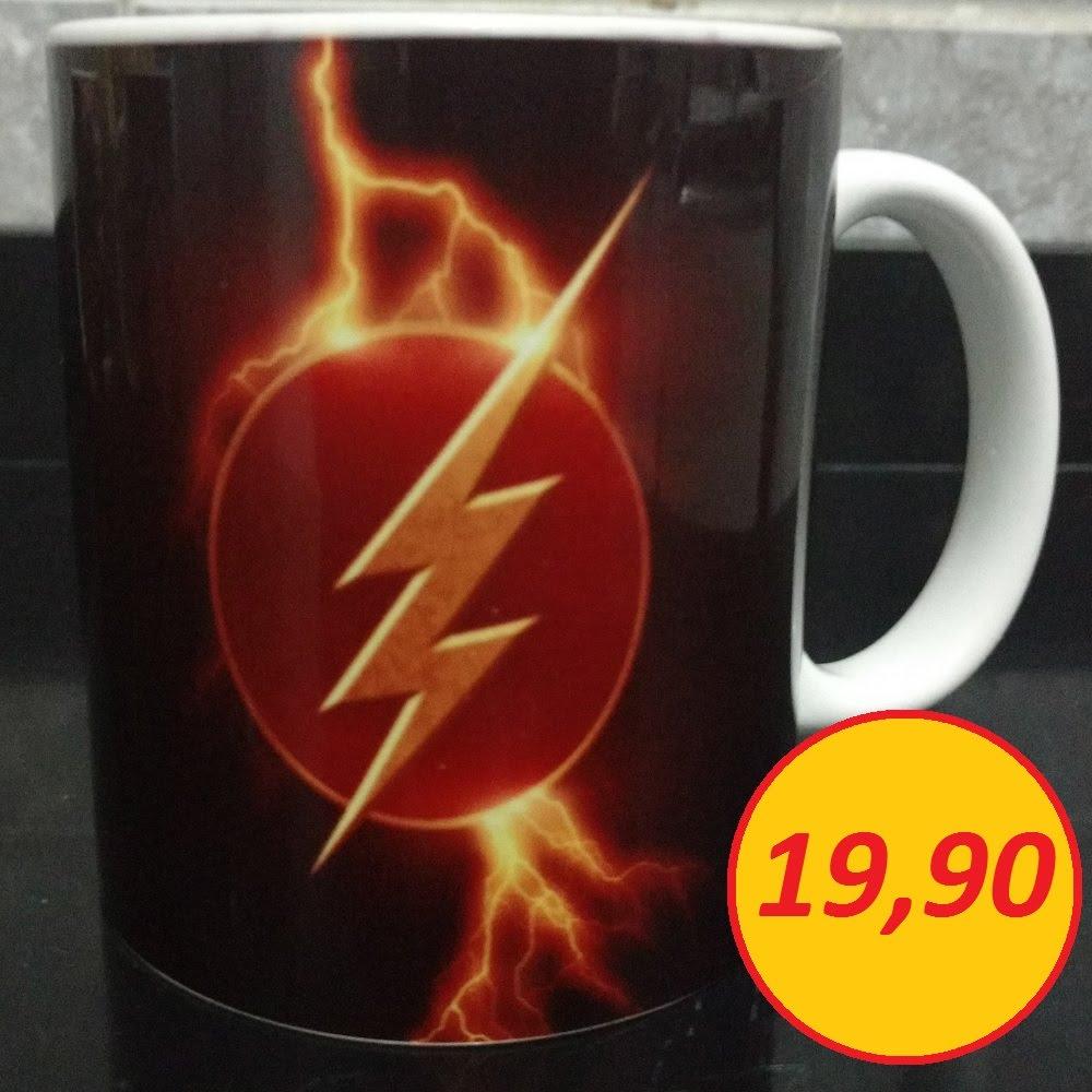 "Caneca ""The Flash"""