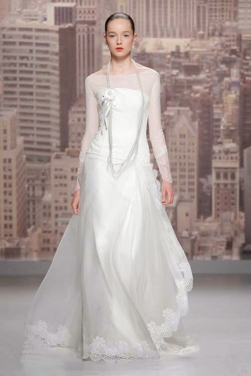 2015 Wedding dresses Collection by Rosa Clara
