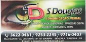 D S.Douglas Comunicação Visual