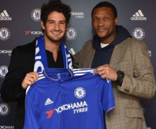 Alexandre Pato Resmi Gabung Chelsea