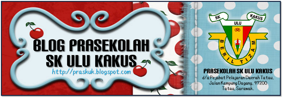 Prasekolah SK Ulu Kakus
