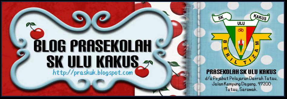 Prasekolah SK Ulu Kakus
