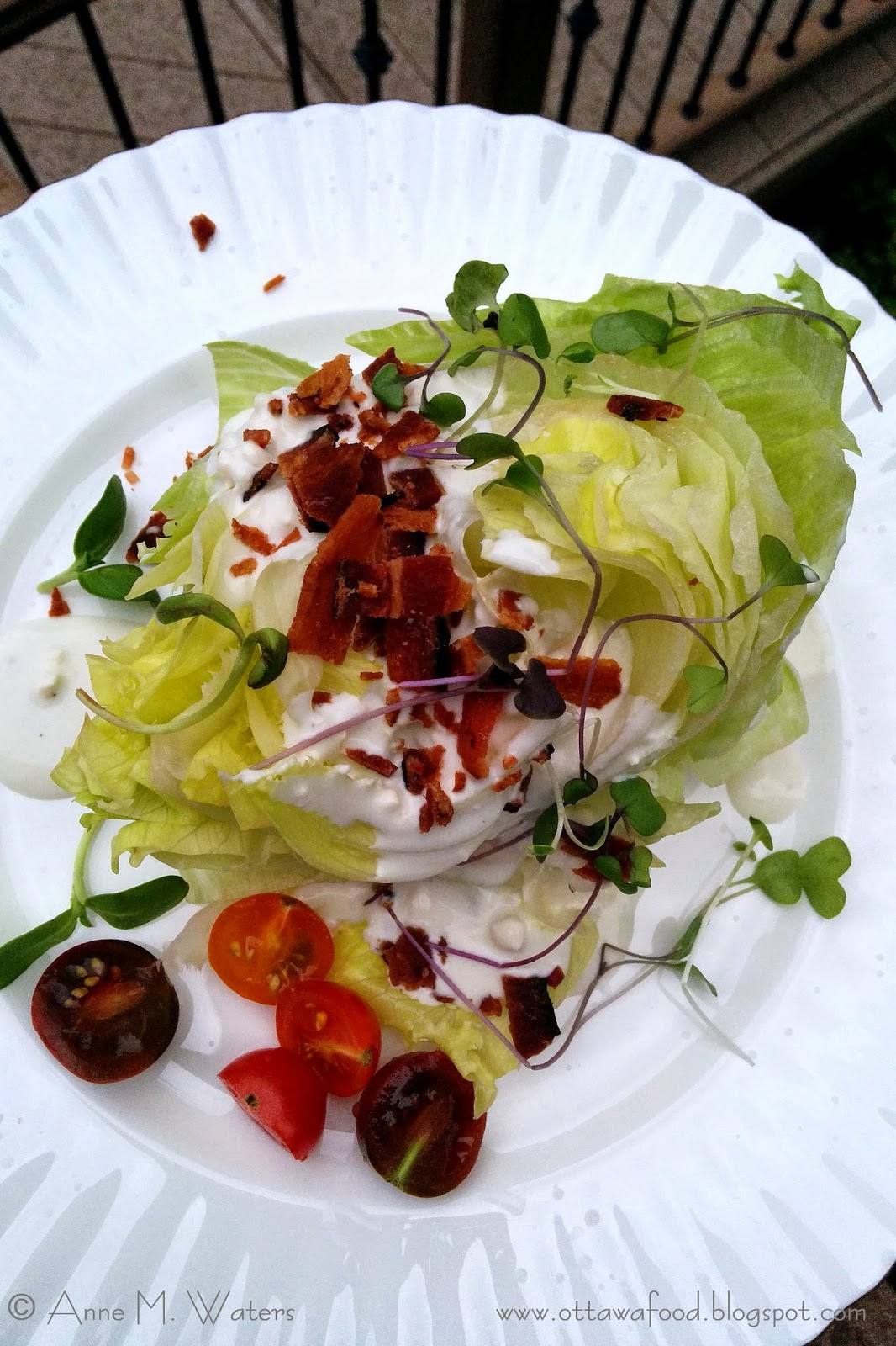 how to keep made salad for a week