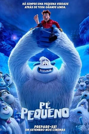 Smallfoot BluRay Dublado Baixar torrent download capa
