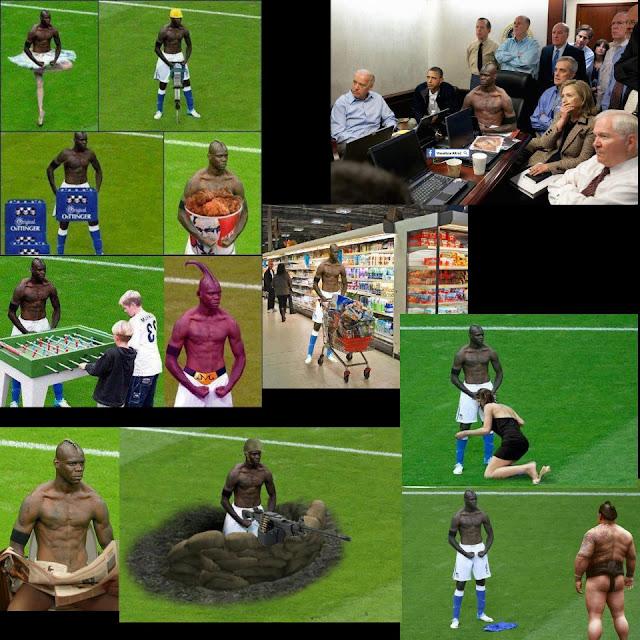 Memes de Mario Balotelli