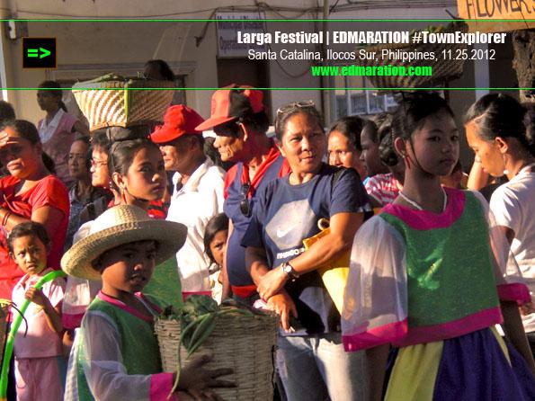 Larga Festival | Sta. Catalina, Ilocos Sur