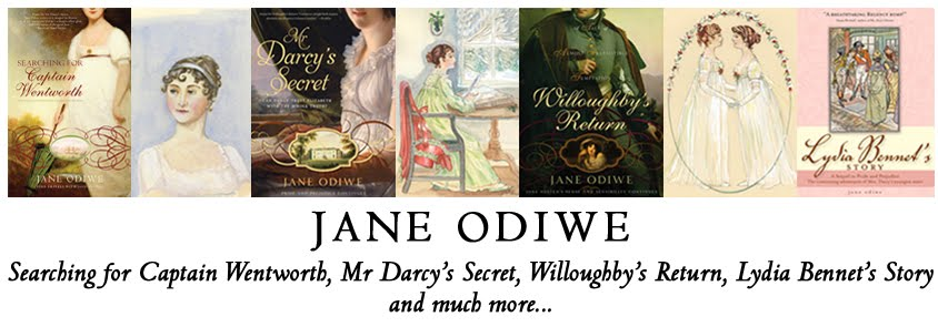 Jane Odiwe Jane Austen Sequels