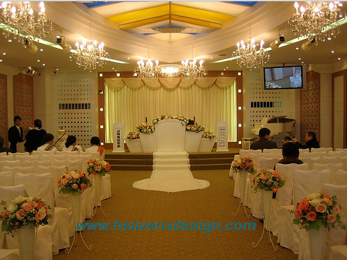 Indian wedding hall decoration ideas interior design ideas for Wedding interior decoration images