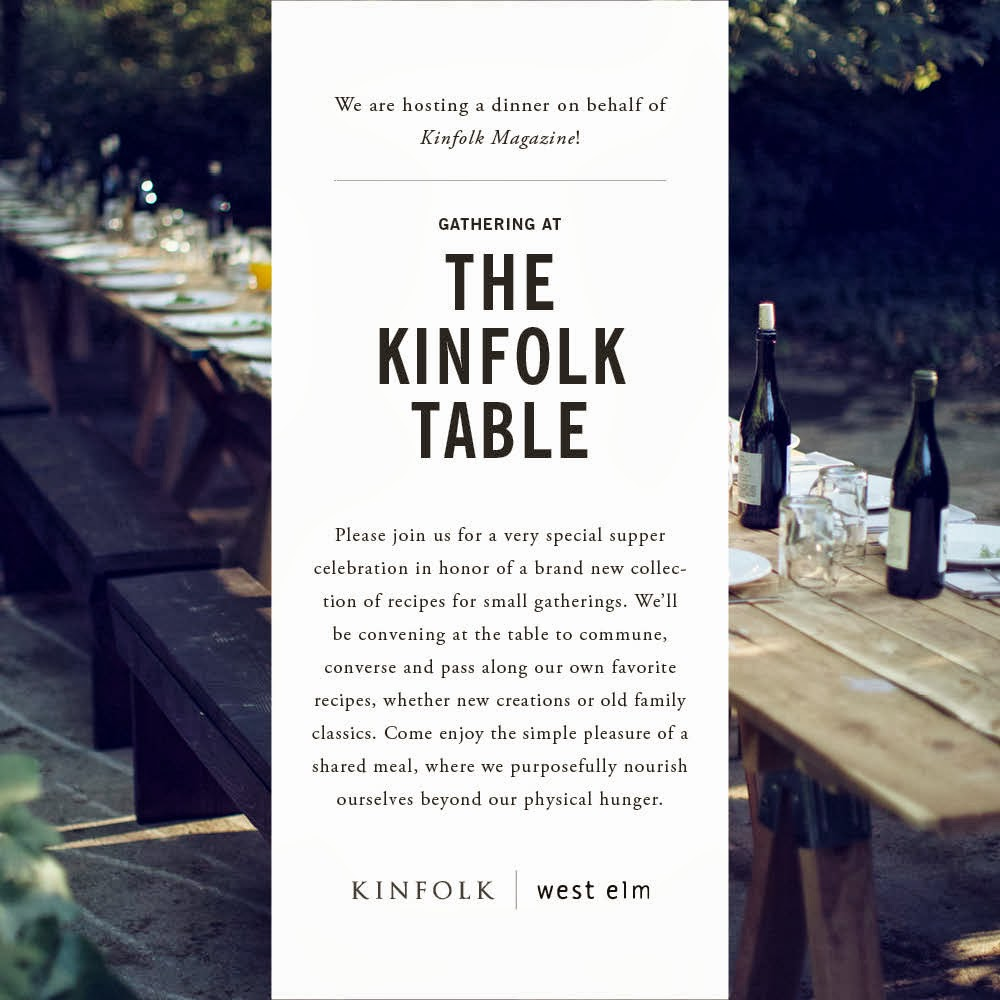Floorabella 39 s beautiful living september 2013 for The kinfolk table
