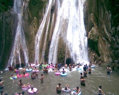 Uttranchal Kempty Falls