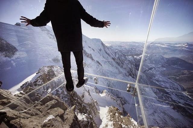 Los 8 miradores con las vistas más impresionantes y aterradoras del mundo