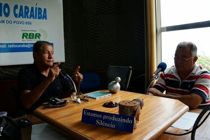"""VICE PREFEITO DE BONFIM DIZ """"GESTÃO DE CORREIA CONTINUA PÉSSIMA"""""""