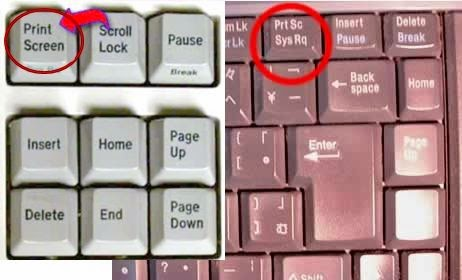 Cara Mengambil Screenshot di Komputer