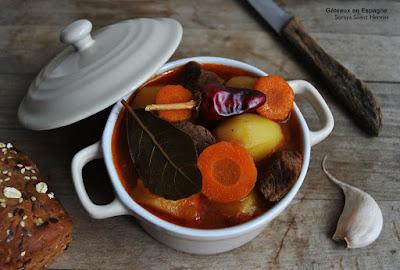 recette ragout boeuf legumes