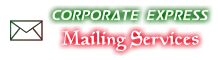 Corporate Express Bulk Mailing Services