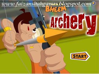 Chota bheem all games online