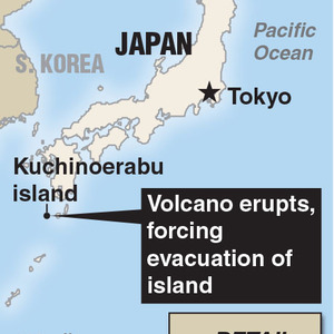 Massive Earthquake strikes in ocean off Japan's coast; no tsunami threat