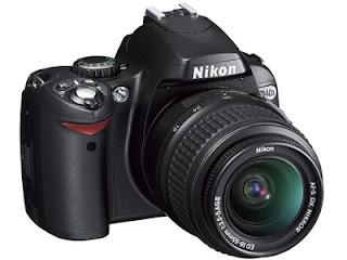 Daftar Harga Camera SLR Nikon 2012