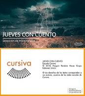 """""""Jueves con Cuento"""" (2018) Antología"""