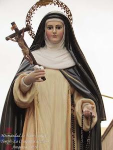 Enero 10  - Sor Ana de los Ángeles - Flor de la Campiña Arequipeña - Monasterio Santa Catalina