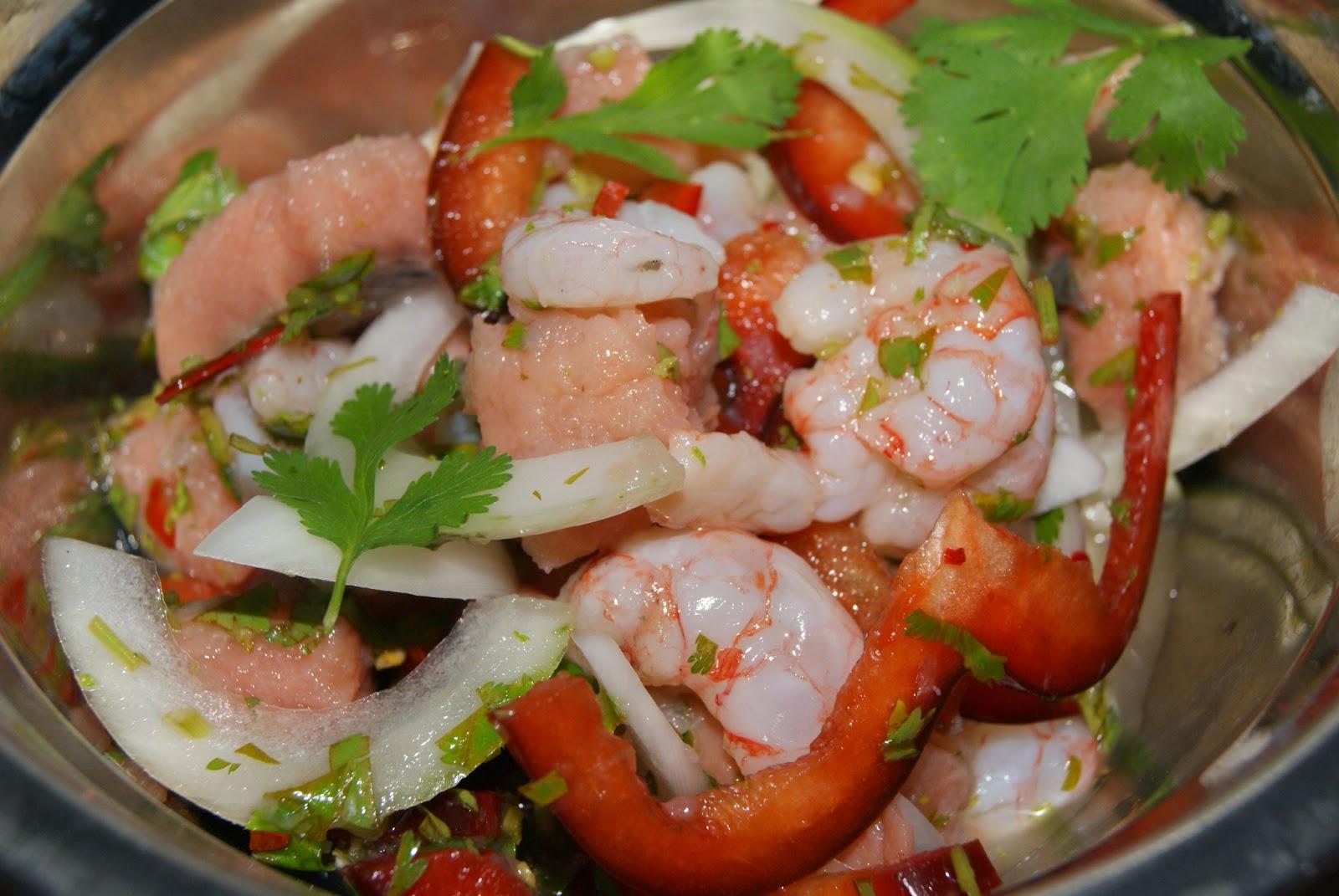 En verano apetecen recetas frescas, por eso este ceviche resulta ideal ...