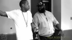 rick ross ft jay-z the devil is a lie image