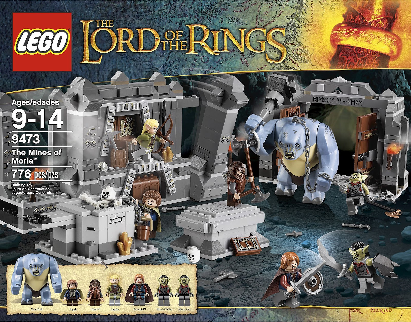lego lord of the rings - photo #2
