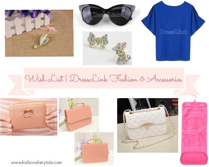 Wish list | DressLink Fashion & Accessories
