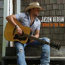Life is a highway we laid a lot of memories down like for Jason aldean tattoos on this town lyrics