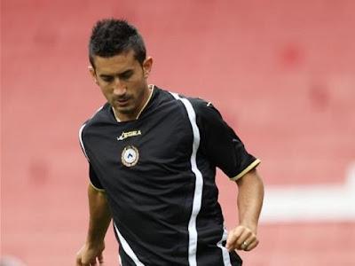 Giampiero Pinzi - Udinese (3)