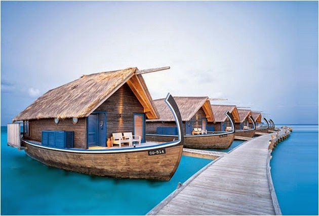 Cocoa Island in The Maldives Islands-1