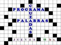 PROGRAMA PALABRAS CRUZADAS