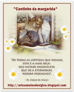 """""""Cantinho da Margarida"""" - Blog da Dinda!"""