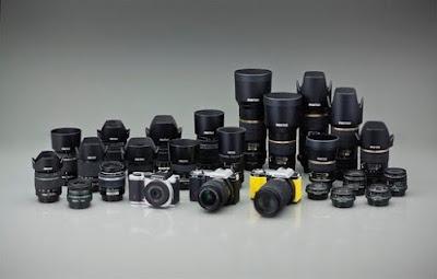Fotografia delle ottiche utilizzabili con la Pentax K-01
