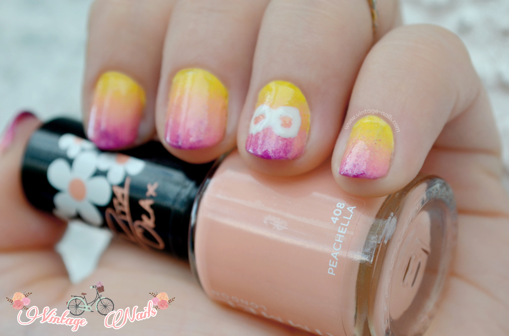 nail art, manicura, manicure, Deborah Milano, Flormar, Rimmel London, Maybelline, Yes Love, After