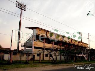 Oriente Petrolero - Estadio Real Santa Cruz - DaleOoo.com página del Club Oriente Petrolero