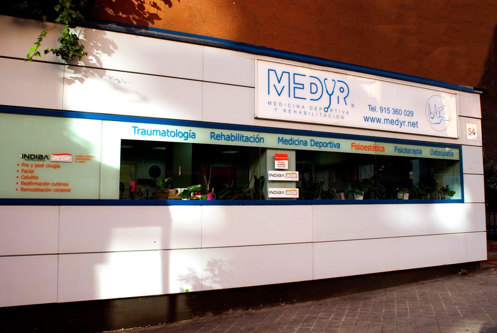 Clínica Medyr, Madrid