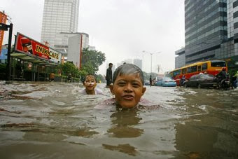 Hikayat Kota Langganan Banjir Selama Ratusan Tahun