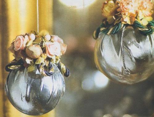 adornos de la navidad