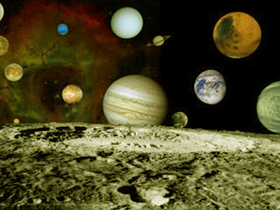 Outer Space Wallpapers 2012