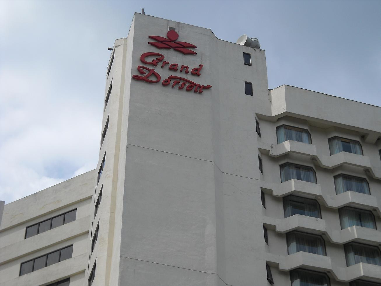 Kevin Meets The Stars Food Review Of The Grand Dorsett Subang Hotel