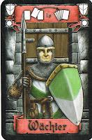 Imagen Guardia Juego mesa Palastgefluster (Palast o Intrigas de palacio)