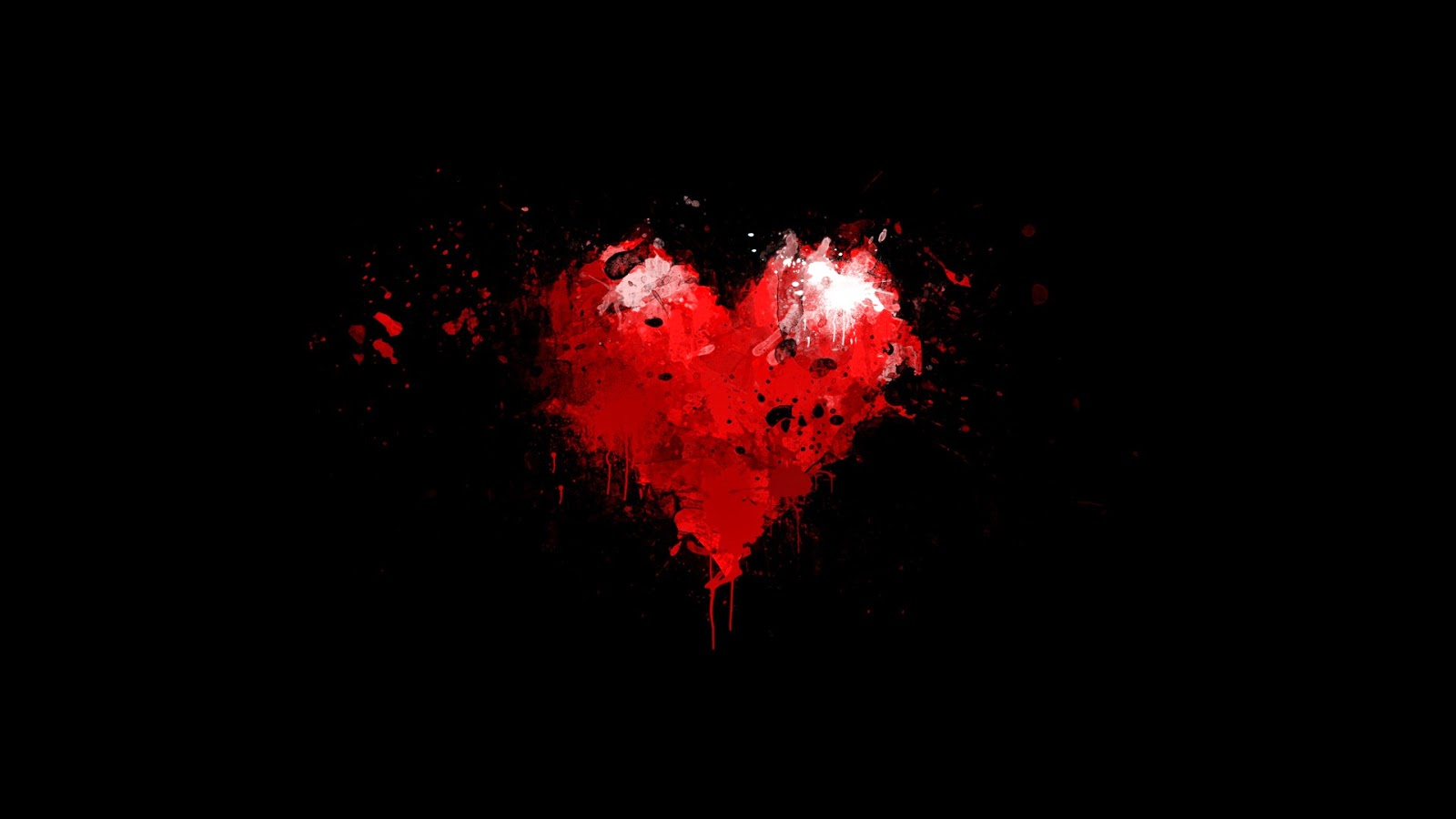 Love Wallpaper Blood : Romantic Love Heart Designs HD cover Wallpaper PIXHOME