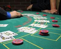 Mesa de blackjack