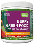 Optimization Rec' of the Week: Greens and Fruit Powder ~$16