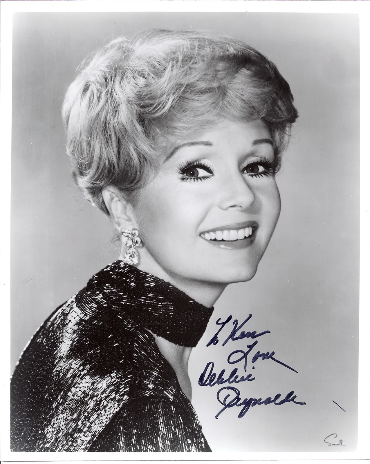 Young Debbie Reynolds DREAMS ARE WHAT LE CIN...